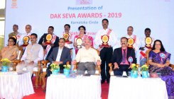 Dak Seva Awards presented to eight people