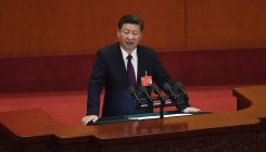 Attempts to split China would risk 'smashed' bodies: Xi