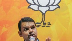 It's all about Devendra Fadnavis