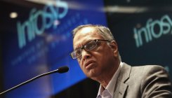 Infosys shares drop nearly 4 pc after Q2 earnings