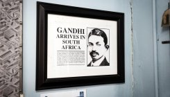 Exhibition honouring Gandhi underway in Jerusalem