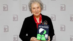 Atwood tipped by bookies to win fiction's Booker Prize