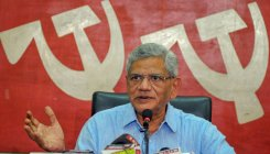 PM Modi's new slogan has become 'Jio Hind': Yechury
