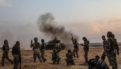 'Widespread casualties in Turkish 'invasion' in Syria'
