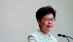 Carrie Lam: Territory not becoming a police state