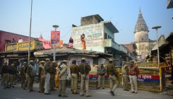 On alert, Ayodhya gears up for the verdict