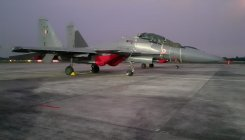 IAF starts fighter exercise near China borders
