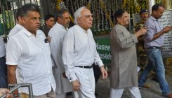 BJP misusing IT ahead of poll: Congress complains to EC