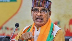 Chouhan slams PC Sharma for 'Hema Malini cheeks' remark