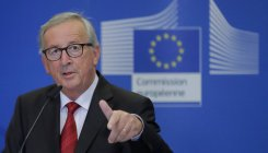EU's Juncker says 'fair' Brexit deal agreed with UK