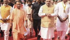 Ensure Varanasi is cleanest in country: Yogi to babus