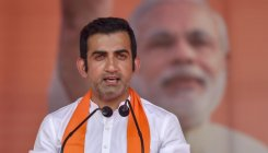 Gambhir seeks votes for Sandeep Singh in Haryana
