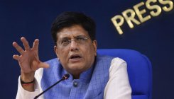 Abhijit Banerjee's thinking is Left-leaning: Goyal