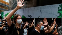 'Boyfriend' who triggered HK protest will go to Taiwan