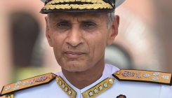 Navy committed to enhance cooperation: Naval chief