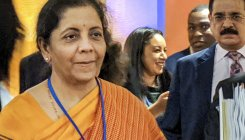 India's trade differences with US narrowing: Sitharaman