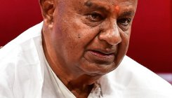 No more truck with Congress: Gowda