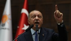 Turkey's Erdogan threatens to restart Syria operation