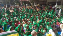 Farmers call off protest over Mahadayi row