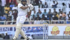 Rohit leads India's counter, SA dominate first session