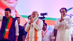 Cong govt didn't act after Mumbai terror attacks: Modi