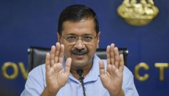 Delhi to vote on people's issues: Kejriwal