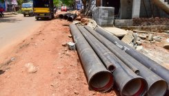 BWSSB eyes Dec to finish pipe-laying in 110 villages