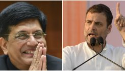 These bigots are blinded by hatred: Rahul slams Goyal