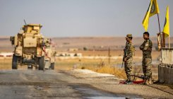 US forces withdraw from key base in northern Syria