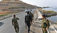 Kurdish fighters withdrawing from Syria border: Turkey