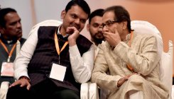 In Maharashtra, the competition is between BJP and Sena