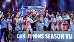 Bengal Warriors lift maiden PKL title