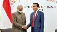 PM Modi congratulates Indonesian Prez for second term