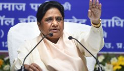 Crimes increased since BJP came to power: Mayawati