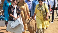 Polling begins in 90 assembly constituencies in Haryana