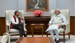 Abhijit's passion towards human empowerment visible: PM