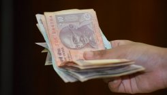 Rupee rises 27 paise to Rs 70.87 against USD