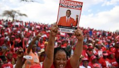 Polls open in Botswana's hotly contested election