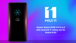Xiaomi Redmi K20 gets latest MIUI 11 update