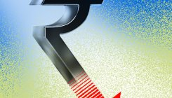 Rupee slips 9 paise to Rs 71.03 against USD