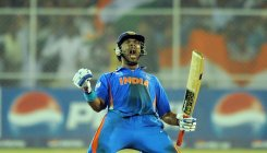 Yuvraj to play in Abu Dhabi T10 tournament