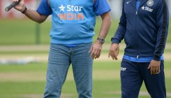 Why are people in a hurry to see Dhoni off?: Shastri