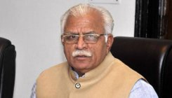 Khattar in Chandigarh for BJP legislative party meet
