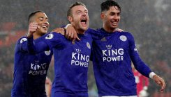 Leicester make history