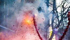 Firecrackers dumped on vacant plot explode in Jalandhar