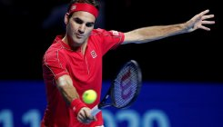 Federer withdraws from Paris Masters, Cilic progresses