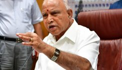 Siddaramaiah behaves like a dictator: BSY