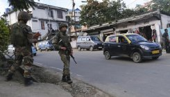 NE insurgency down, Nagaland and Manipur still a worry