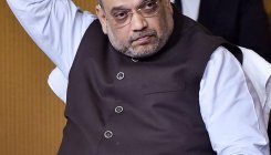 Three lakh people lost lives in calamities: Shah