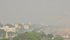 Haze in Chennai; pollution travels from Delhi?